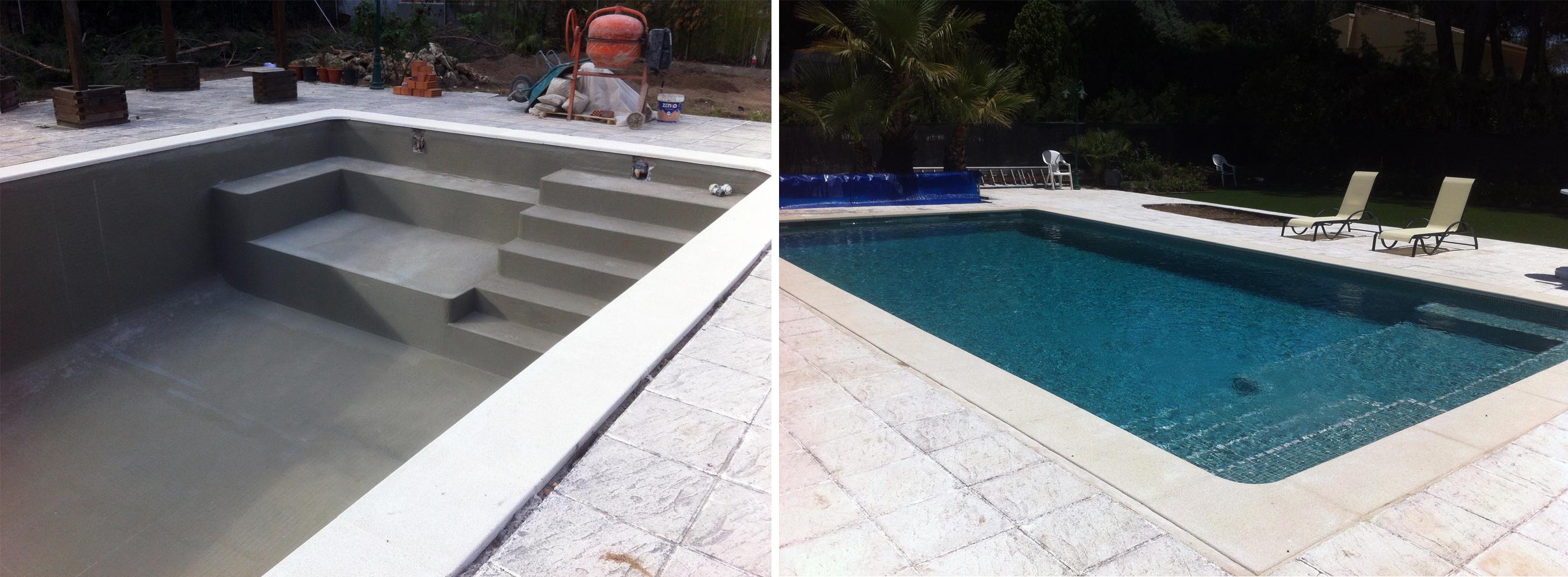 Fotos de piscinas de obra free with fotos de piscinas de - Piscina de obra ...