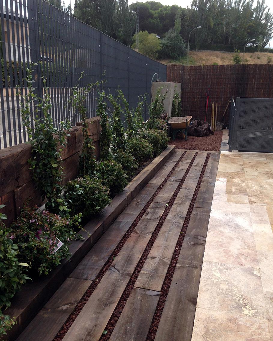 Alternativas de suelo natural en tu jardín