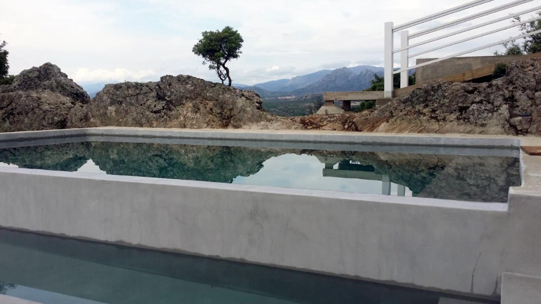 Diseño y ejecución de piscina